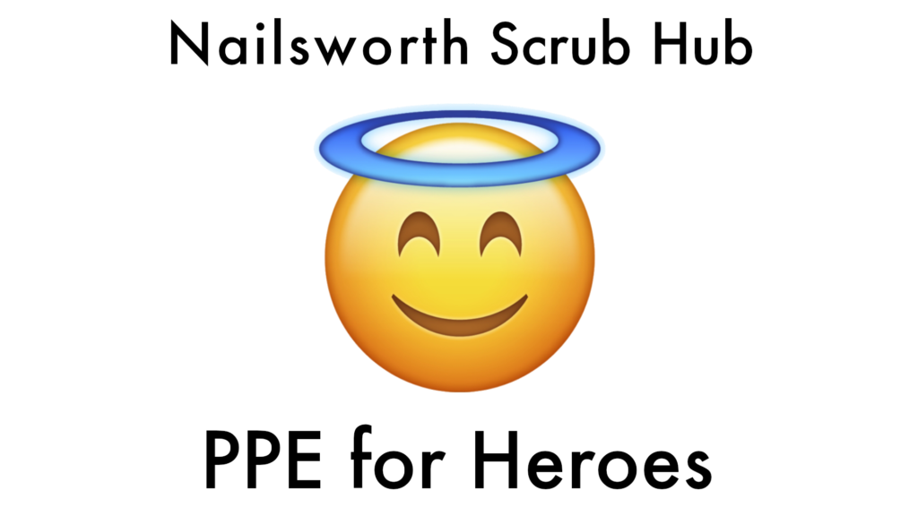 Nailsworth Scrub Hub: PPE for Heroes