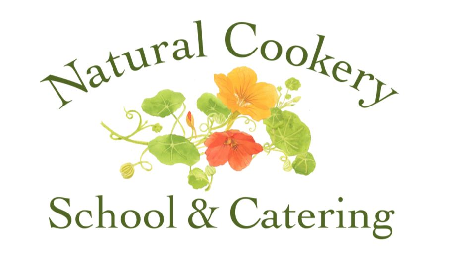 Natural Cookery Logo Erin Baker Capture